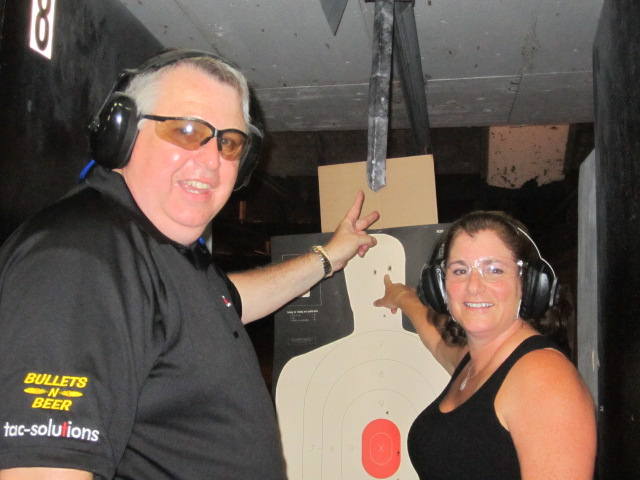 Firearms Training | Professional Shooting Lessons | T.A.C.-Solutions
